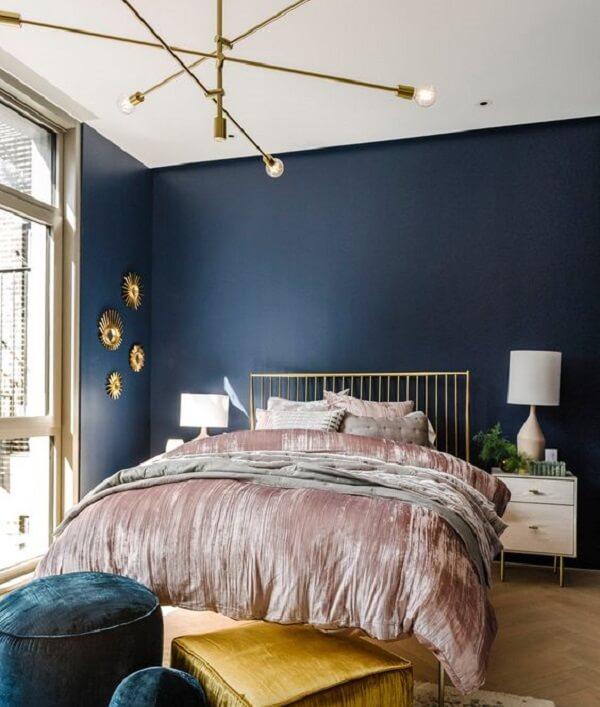 Phỏng ngủ với sắc xanh cổ điển